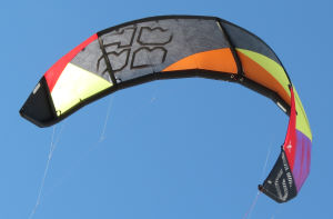Best TS kiteboarding kite 2013