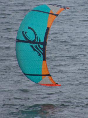 2012 Cabrinha Switchblade kite
