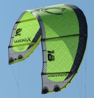 Cabrinha Crossbow light wind kite 2013