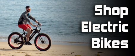 Start commuting to work on an electric bike.