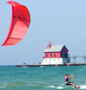 riding the right kiteboarding gear for the conditions