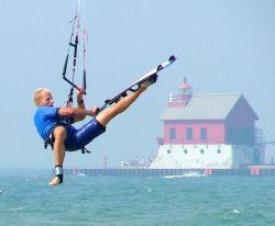 board-off kiteboarding tricks
