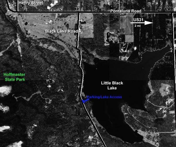 black lake image