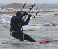 Don't cut your kiteboarding session short by wearing the wrong gear