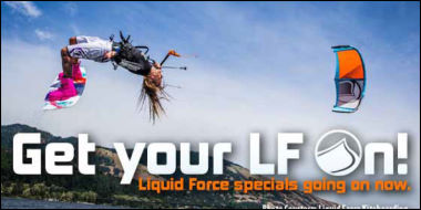 Shop Liquid Force kites