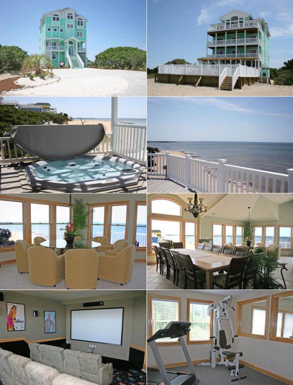 Cayman Sunset House, Avon, NC