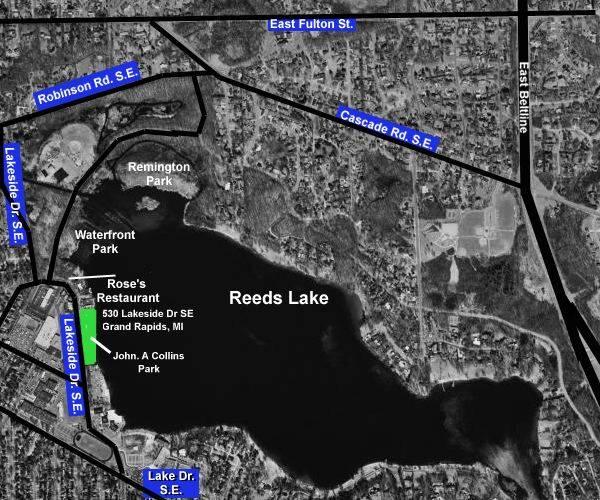 Reeds Lake image