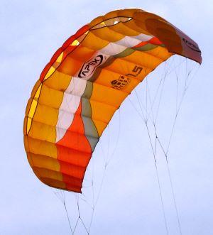 HQ Apex foil power kite