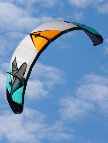 Best Kiteboarding 2012 17m TS Kite