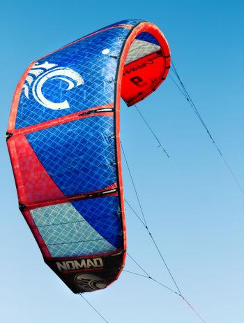2012 Cabrinha Nomad Kite Review