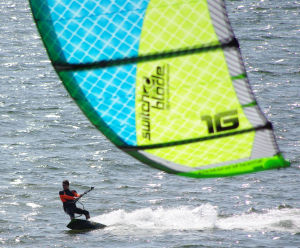 2013 Cabrinha Switchblade kiteboarding kite 16m