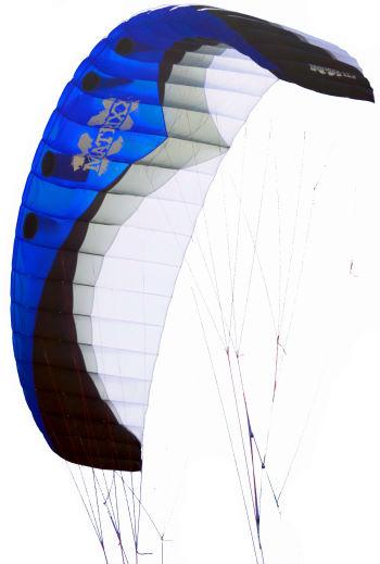 2011 HQ Matrixx 12 Meter Kiteboarding Foil Kite