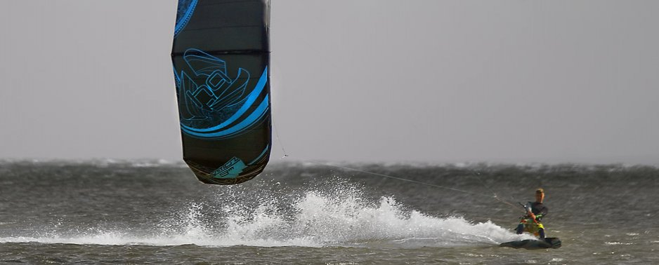 HQ Ignition Kiteboarding Kite