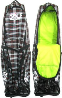 A kiteboarding Golf Bag