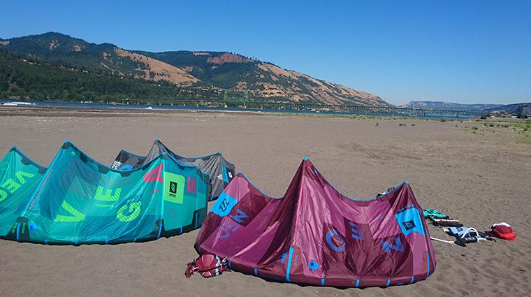 Kiteboarding Travel Guide: Hood River, Oregon USA - DESTINATIONS Ep