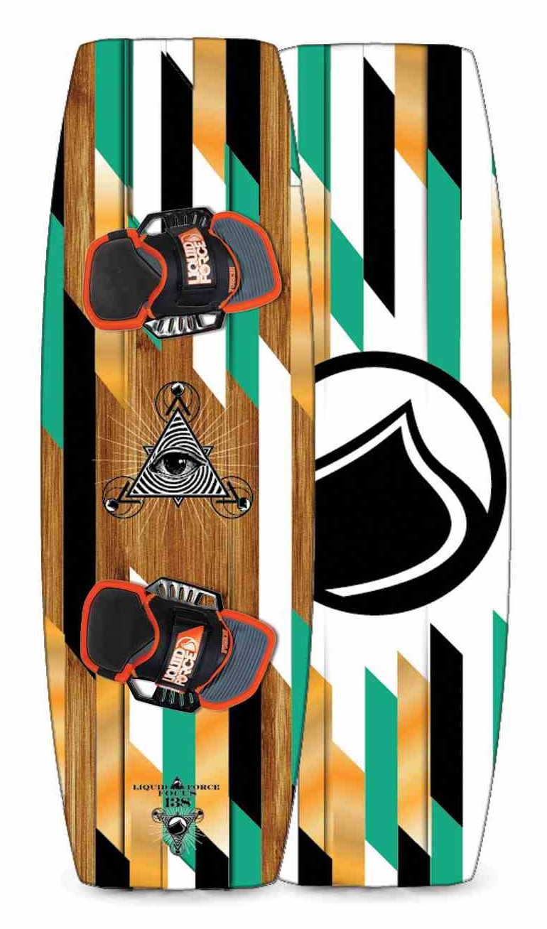 2014 Liquid Force Focus Kiteboard