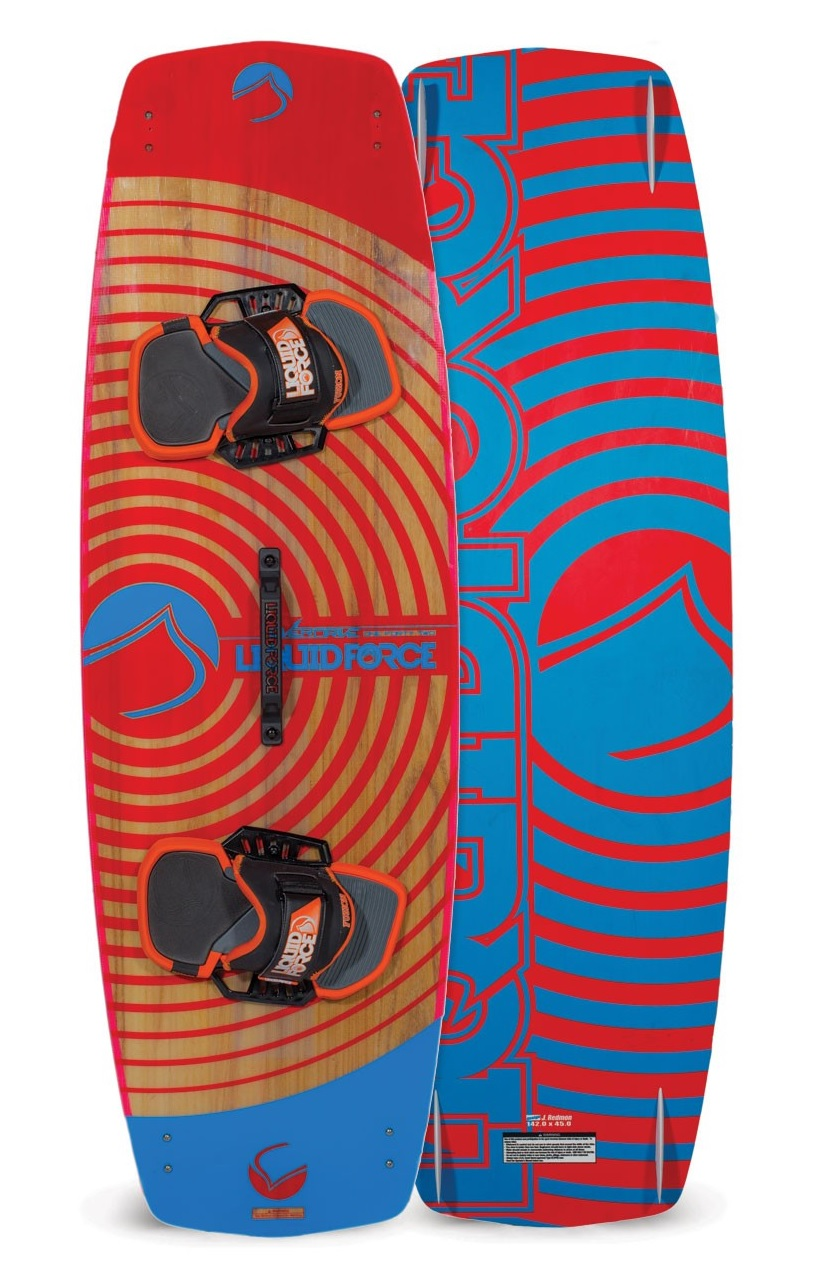 2014 Liquid Force Overdrive Kiteboard