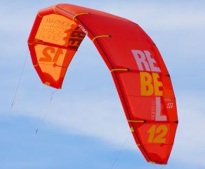 2014 North Rebel kite