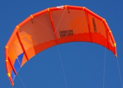 2013 North Rebel kite